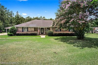 Wilmer Single Family Home For Sale: 7929 Pine Needle Lane