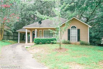 Mobile Single Family Home For Sale: 916 Louise Avenue