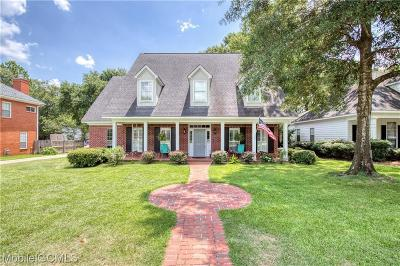Mobile County Single Family Home For Sale: 1125 Southern Way