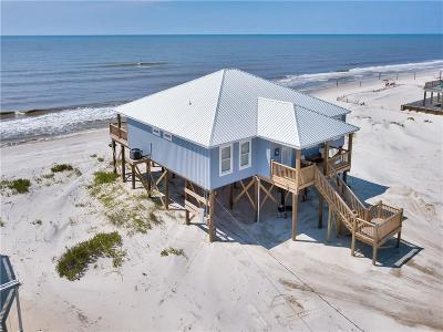 Dauphin Island Single Family Home For Sale: 2335 Bienville Boulevard