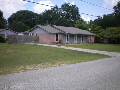 Satsuma Single Family Home For Sale: 371 Twin Branch Drive S