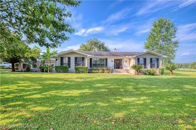 Irvington Single Family Home For Sale: 7811 Kenbuck Lane