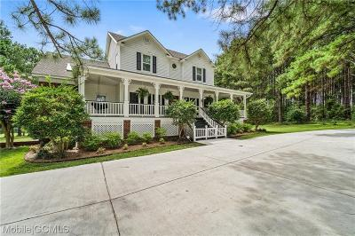 Semmes Single Family Home For Sale: 2705 Meadow Lake Road