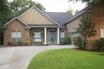 Mobile County Single Family Home For Sale: 2200 Milner Way