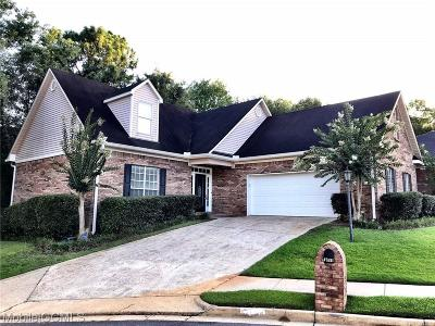 Mobile Single Family Home For Sale: 7069 Crown Pointe Drive