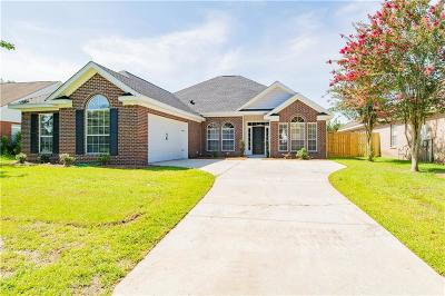 Mobile Single Family Home For Sale: 2095 Willow Oak Drive