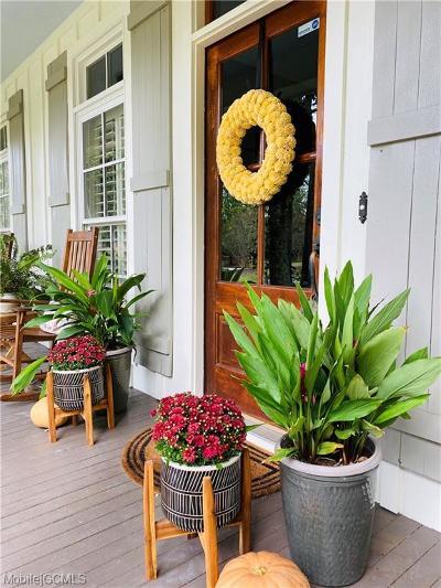 Baldwin County Single Family Home For Sale: 29838 Jason Malbis Boulevard