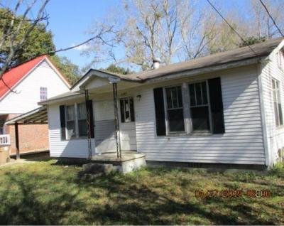 Mobile Single Family Home For Sale: 3257 Dogwood Road