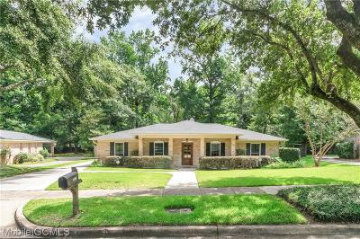 Mobile Single Family Home For Sale: 401 Hounds Run E