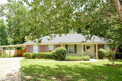Mobile Single Family Home For Sale: 9380 Copperfield Court E