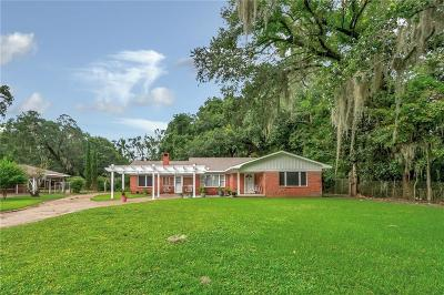 Mobile Single Family Home For Sale: 3925 Scenic Drive