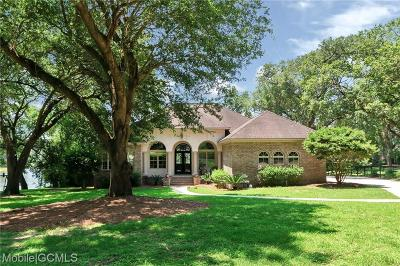 Grand Bay Single Family Home For Sale: 12567 Bell Creek Drive N