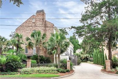 Baldwin County Condo/Townhouse For Sale: 361 Mobile Street S #3