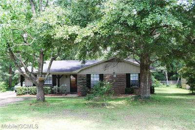 Mobile Single Family Home For Sale: 4587 Emerald Drive E