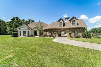 Baldwin County Single Family Home For Sale: 7241 Bluefield Drive