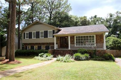 Mobile County Single Family Home For Sale: 517 Ridgelawn Drive W