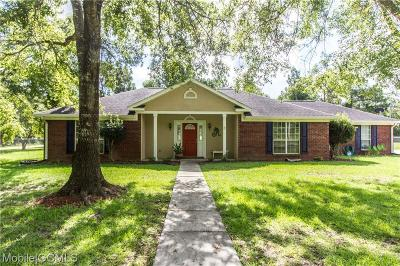 Mobile County Single Family Home For Sale: 3065 North Street