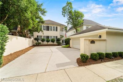 Mobile County Single Family Home For Sale: 3964 Wimbledon Park