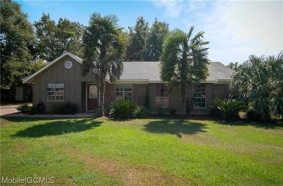 Semmes Single Family Home For Sale: 9265 Sandy Creek Court