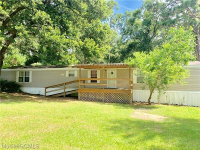 Semmes Single Family Home For Sale: 7730 Brittany Lane