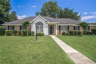 Mobile County Single Family Home For Sale: 995 Colonial Hills Drive