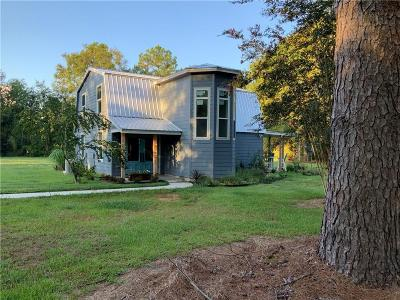 Grand Bay Single Family Home For Sale: 12271 Ballard Road