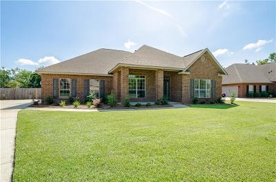 Semmes Single Family Home For Sale: 3816 Torrington Drive E