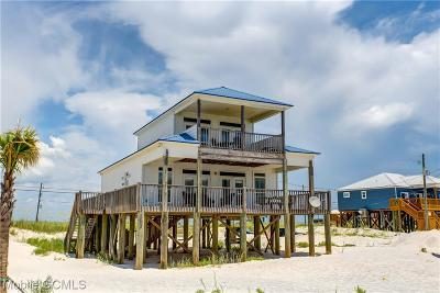 Mobile County Single Family Home For Sale: 105 Strand Court