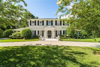 Mobile County Single Family Home For Sale: 4317 Marquette Drive