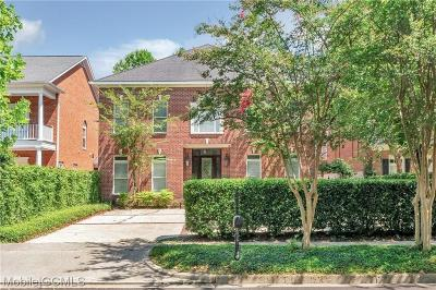 Mobile County Single Family Home For Sale: 3968 Wimbledon Park