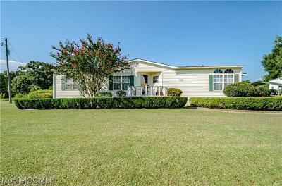 Irvington Single Family Home For Sale: 7351 Clover Drive