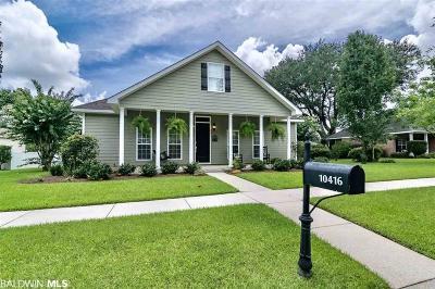 Baldwin County Single Family Home For Sale: 10416 Papas Street