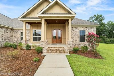 Mobile County Single Family Home For Sale: 7218 Wynngate Way
