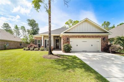 Baldwin County Single Family Home For Sale: 7800 Hemlock Street