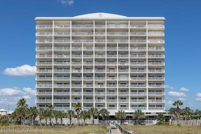 Baldwin County Condo/Townhouse For Sale: 26750 Perdido Beach Boulevard #107