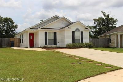 Single Family Home For Sale: 8846 Winter Court