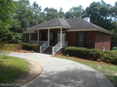 Single Family Home For Sale: 3799 Pelham Drive