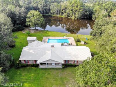 Grand Bay Single Family Home For Sale: 14151 Fort Lake Road