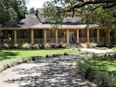 Mobile County Single Family Home For Sale: 850 Scott Drive