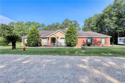 Mobile County Single Family Home For Sale: 8542 Carlyle Drive