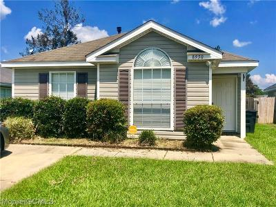 Single Family Home For Sale: 8950 Spring Grove S