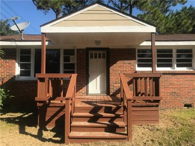 Mobile County Single Family Home For Sale: 5246 Noble Lane