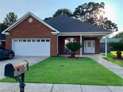 Mobile County Single Family Home For Sale: 903 Edgefield Drive W