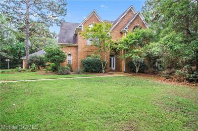 Single Family Home For Sale: 3791 Winford Road