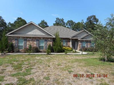 Mobile County Single Family Home For Sale: 2131 Adair Court