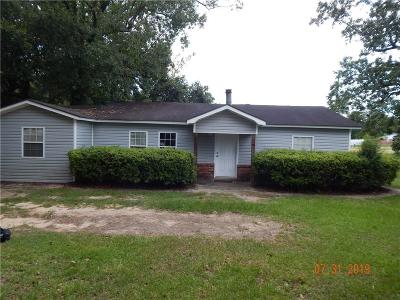 Mobile County Single Family Home For Sale: 4916 Meadow Gay Drive