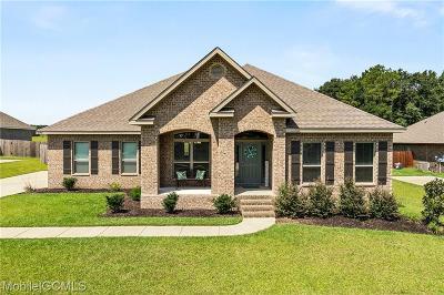 Baldwin County Single Family Home For Sale: 26481 Montelucia Way
