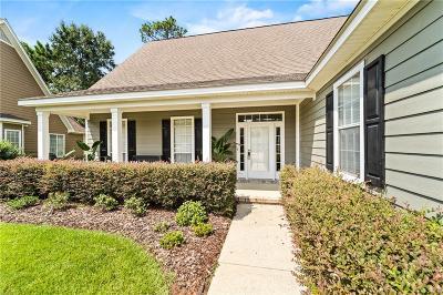 Baldwin County Single Family Home For Sale: 30885 Pine Court
