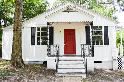 Mobile County Single Family Home For Sale: 5 Pine Street