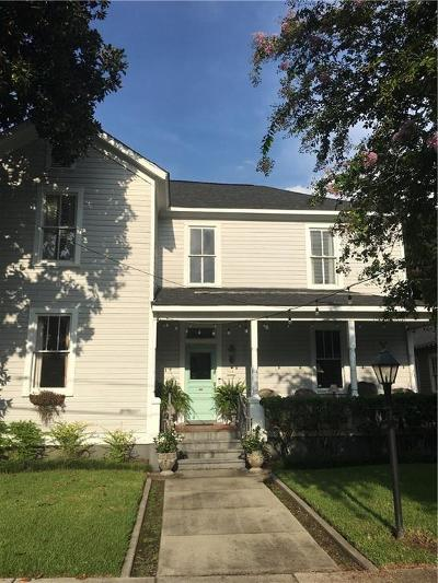 Mobile County Single Family Home For Sale: 64 Semmes Avenue